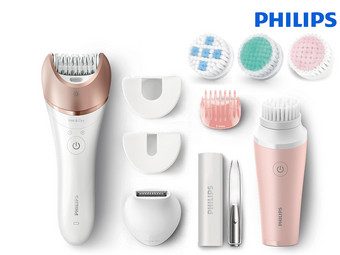 Philips Satinelle Prestige Epilierer Sonderedition | BRP566/00