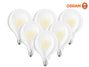 6x Osram LED Star Lamp