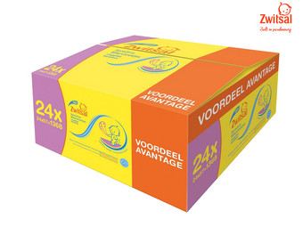Zwitsal Sensitive Billendoekjes | 24x 57 Doekjes