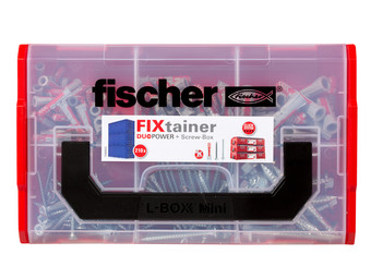 FIXtainer Duopower | 210x Plug + Schroef