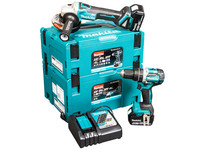 Makita 18V Kombi-Set