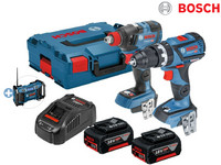 Bosch Combi-Set + Radio