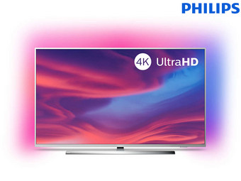 "Philips Ambilight 4K UHD 65"" TV"
