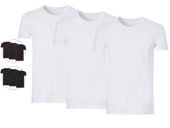 Korting 3x Ten Cate Organic Basic T Shirt | XL