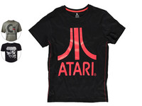 Atari oder Commodore T-Shirt