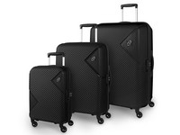 American Tourister Trolley Set
