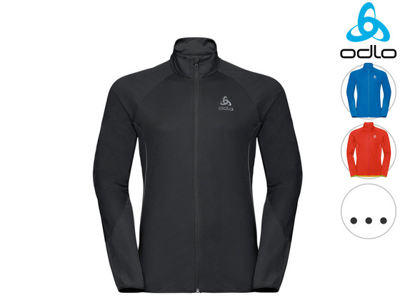 Korting Odlo Zeroweight Softshell jas | Dames en Heren
