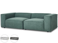 Feel Furniture Vic Zitbank | 2-zits
