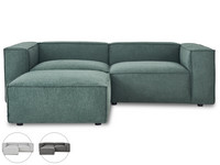 Feel Furniture Vic Loungebank | 2-zits