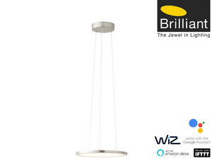 Brilliant WiZ LED-Hängelampe | Alexa