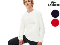 Lacoste Sweater | Baumwollfleece