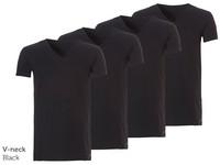 4x Ten Cate Basic Bio-T-Shirt | Herren