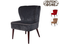 Dutchbone Lounge Chair Smoker