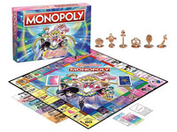 Monopoly Sailor Moon | 2-6 Spelers