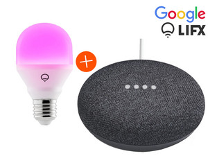 Google Home Mini Bundel