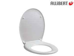 Allibert Toilettensitz Click & Seat