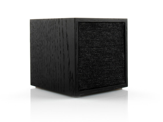 Korting Tivoli Audio Cube Speaker | Zwart Nijmegen