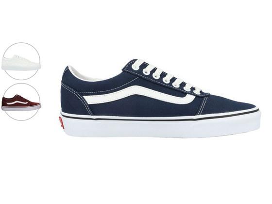 Korting Vans Ward Canvas Sneakers | Heren