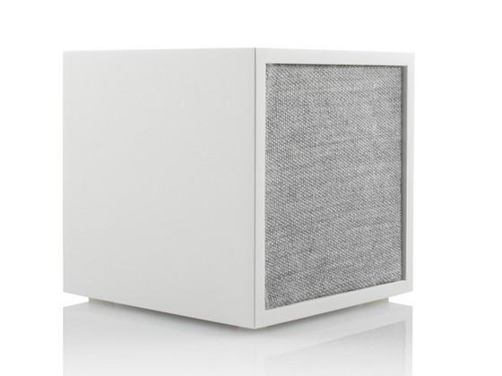 Korting Tivoli Audio Cube Speaker | Wit Nijmegen