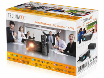 Miniprojektor LED Technaxx | TX-132