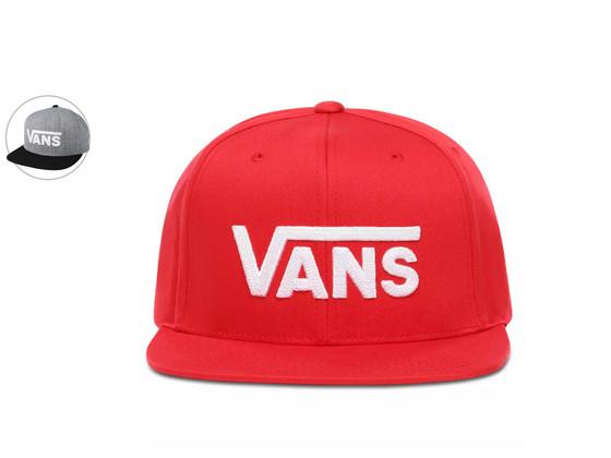 Korting Vans Drop Snapback