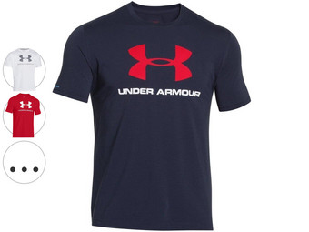 UA GL Foundation T-shirt | Heren