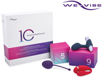We-Vibe Discovery Geschenkbox
