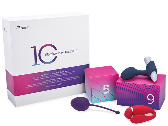 Foto We-Vibe Discovery Gift Box