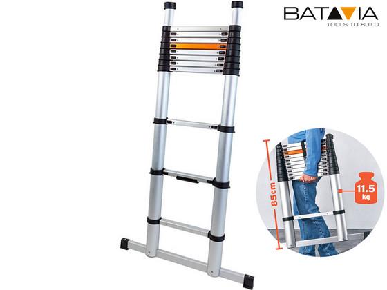 Korting Batavia Telescopische Ladder (3,43 M) Lelystad