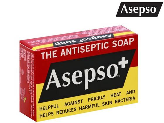 Korting 12x Asepso plus Desinfecterende Zeep
