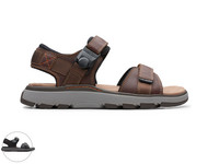 Clarks Un Trek Part Sandalen | Heren