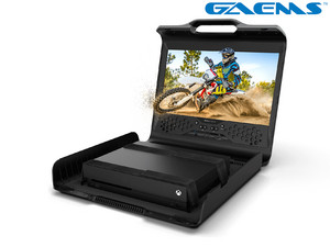 Gaems G170 Sentinel Gaming-Koffer | 17,3""