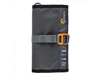 Zwijana saszetka Lowepro GearUp Wrap | Dark Grey