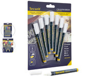 14x Securit Krijtstift | 1-2 mm