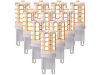 10x dioda LED Lucide | G9 | 3,5 W