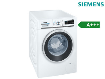 Siemens IQ700 WM16W790NL Wasmachine   9kg   1600 RPM