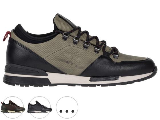 Korting N.Z.A. Cheviot Sneakers Heren