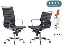 Feel Furniture Hoge Bureaustoel
