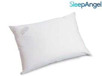 Sleep Angel Memory Foam Anti-Bacterieel Kussen | 50 x 60