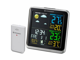 Bresser Weather Station ClimaTemp TB