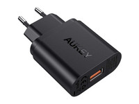 Aukey Quick Charge 3.0 oplader