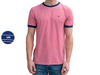 Lee Ringer Stripe T-Shirt | Herren