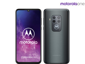 Motorola One Zoom Grau | 128 GB