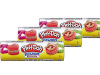 3x Play-Doh Cookies Hasbro Play-Doh