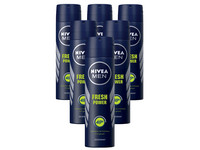 6x Nivea Men Power Deodorant 48h