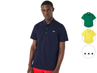 Polo Lacoste | Regular Fit | męska