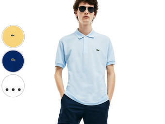Lacoste Classic Polo | Heren