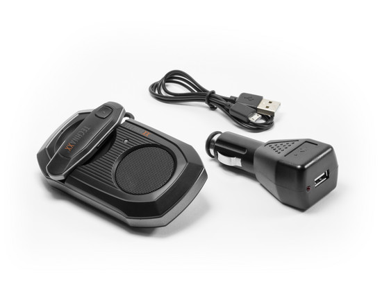Korting Technaxx Bluetooth Car Kit with In Ear Headphone