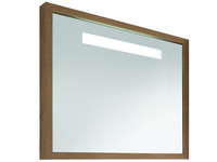 Lustro Allibert LED Trentino FluoSpi | 80 x 69 cm