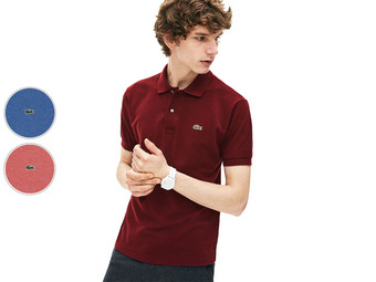 Lacoste Marl Polo | Heren
